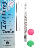 Tatting Needle Set, sizes #3,#5,#7 and #8 N11